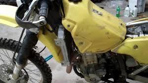 suzuki drz 400 carburetor problem won u0027t start possible fix