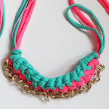 Rag Rug Bracelet T Shirt Yarn Gallery Craftgawker