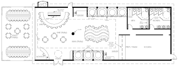 custom 20 restaurant bar floor plans design decoration of top 25