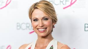amy robach hairstyle where is amy robach from good morning america details on her