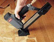 hardwood floor nailer miter saw finish nailer and hardwood