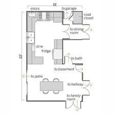 kitchen design floor plans small kitchen design plans livegoody