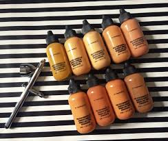 different makeup foundations each serves a purpose