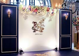 wedding entrance backdrop pin by wang on wedding decor backdrops