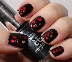 black nail art design image collections nail art designs