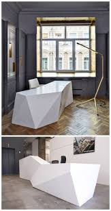 Mobile Reception Desk by Best 25 Modern Reception Desk Ideas On Pinterest Reception