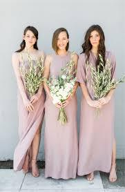 nordstrom bridesmaid modern bridesmaid dresses natalie deayala silk column gown from