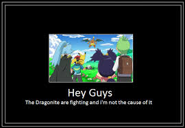 Dragonite Meme - dragonite fight meme by 42dannybob on deviantart