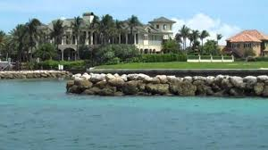 homes of the rich and famous nassau bahamas youtube