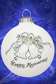 anniversary ornament heart gifts by teresa happy 50th anniversary ornament with