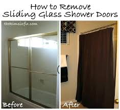 Patio Door Replacement Glass Removing A Sliding Glass Door Awesome Patio Door Replacement Glass