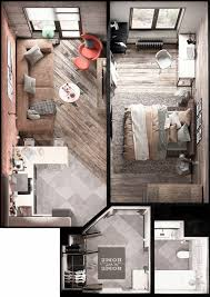 40 square meters to feet living small with style 2 beautiful small apartment plans under