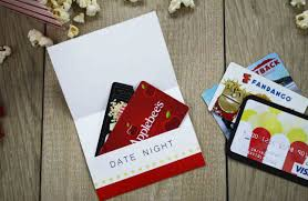 gift cards for less wedding gift date lading for