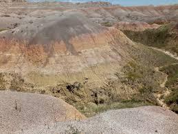 Bad Lands Badlands National Park Part 1 Updates From The Paleontology Lab