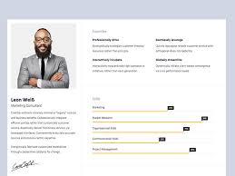 Best One Page Resume Format by 10 Free Bootstrap Html Online Resume Templates For Cv Website 2016