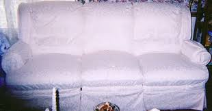 Slipcovers For Sofa Recliners White Reclining Sofa Slipcover My Slipcover Creations
