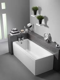 P Baths Pura Bathrooms Bloque Single Ended Bath Bathroomand Co Uk