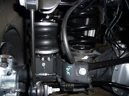 dodge ram 1500 air suspension just installed rear air suspension on 2014 ram 2500 coil