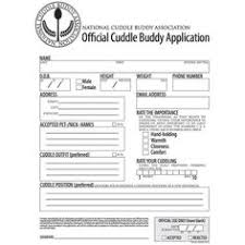 Cuddle Buddy Meme - official cuddle buddy application kinda want to print them out