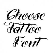 chicano font for tattoos online font generator