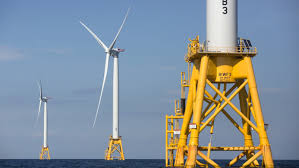 the first offshore wind farm in the us off rhode island goes