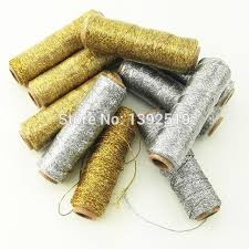 aliexpress buy new arrival 10pcs silver gold free shipping 10pcs lot gift packing foil metallic gold silver
