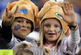 Do The Packers Play On Thanksgiving Nfl Ratings Did 200 Million People Really Watch Games In 2011