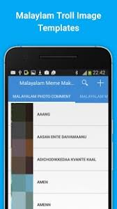 Meme Maker For Android - malayalam meme maker android apps on google play