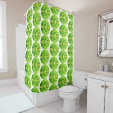 Bright Green Shower Curtain Grass Green Shower Curtains Zazzle