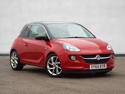 opel adam 2015 used vauxhall adam cars for sale motors co uk