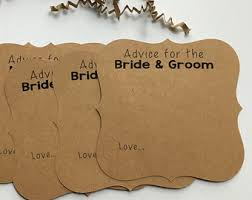 words of wisdom for and groom cards wedding advice cards and groom advice cards mr and
