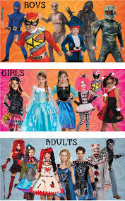 Halloween Costumes Girls Boys Halloween Costumes Party Works