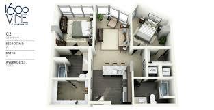 two bedrooms apartment floor plans nurseresume org
