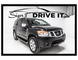 nissan armada seats 8 nissan armada le 4wd in texas for sale used cars on buysellsearch