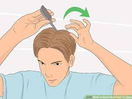 step by step braid short hair 4 ways to braid short hair for men wikihow
