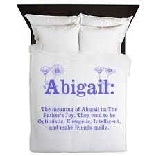 Duvet Meaning The Meaning Of Abigail Queen Duvet By Itsallinthename