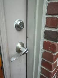 Exterior Door Install Can I Install A Door For My Exterior Door Doityourself