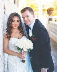 Gabrielle Hamilton Wife Wedding Celebrations Silive Com