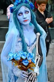 deguisement noces funebres 61 idées de costumes d u0027halloween maquillage et coiffures