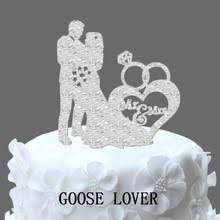 online get cheap ring cake toppers aliexpress com alibaba group