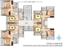 700 sq ft 1 bhk 1t apartment for sale in rs exotica kharghar mumbai