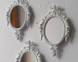 Wall Mirror Sets Decorative Fine Decoration Small Decorative Wall Mirrors Plush Mirror Set
