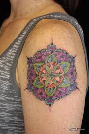 the spiritual magic of mandala tattoos tattoo articles ratta