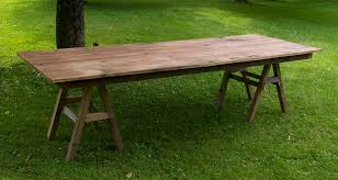 Old Farm Tables Rustic Wooden Farm Table Taylor Rental Of Torrington