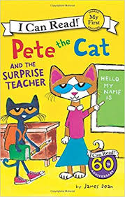 fiction books pete the cat and the 17 level