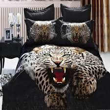 Cheetah Print Bedroom Set by Online Buy Wholesale Cheetah Print Comforter Set From China