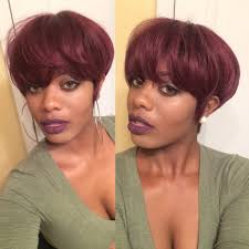 black women with 29 peice hairstyle outre acacia wig review so brittish hair boutique so brittish hair