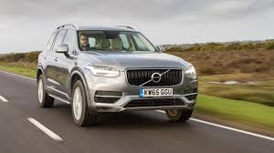 xc90 test drive first drive the volvo xc90 t8 top gear