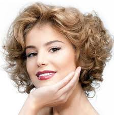 trendy haircuts curly hair medium length curly hairstyles 2017