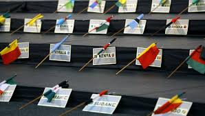 Flags Of Nations Images India Africa Summit Why India Is Rolling Out The Red Carpet For